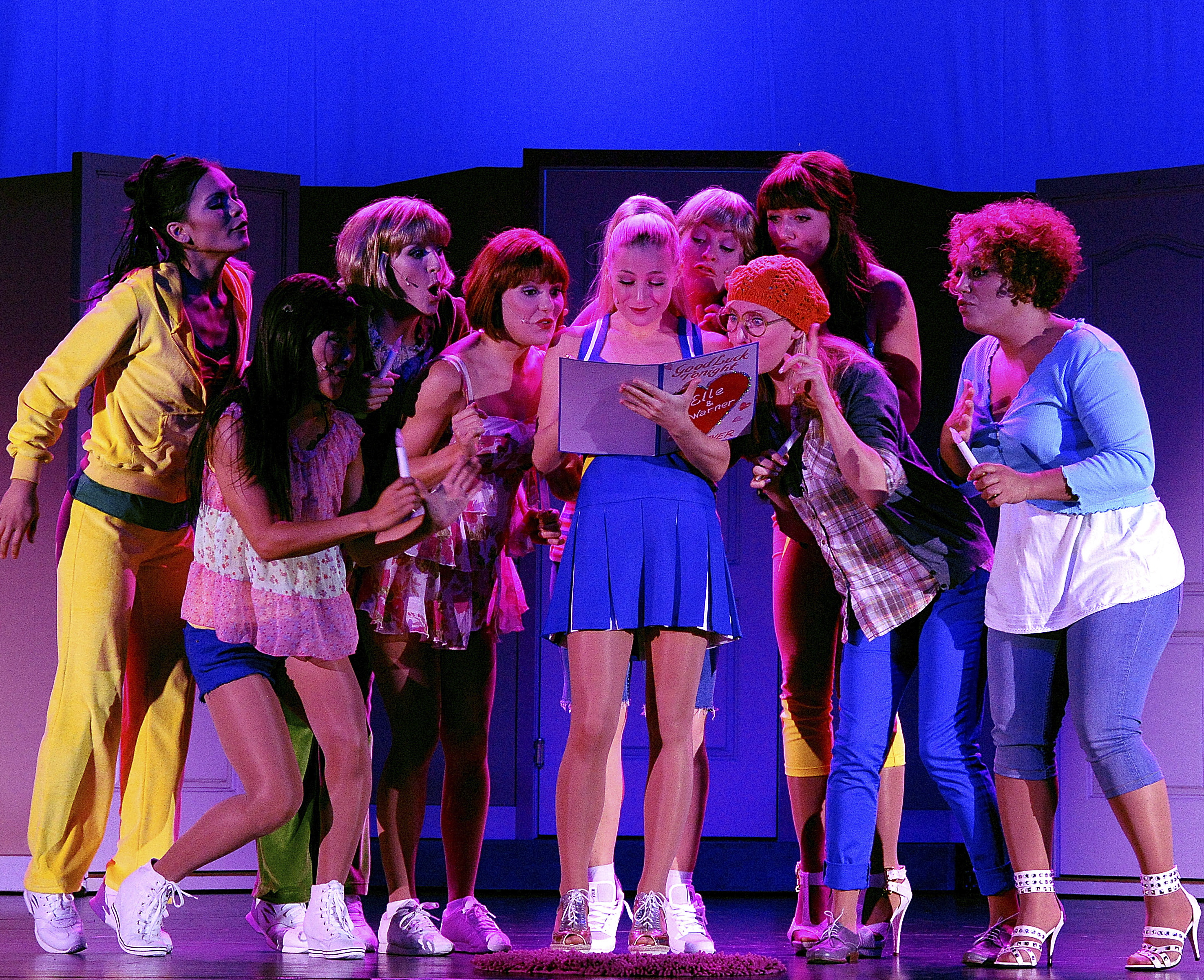 Legally Blonde – the musical   Annika Herlitz